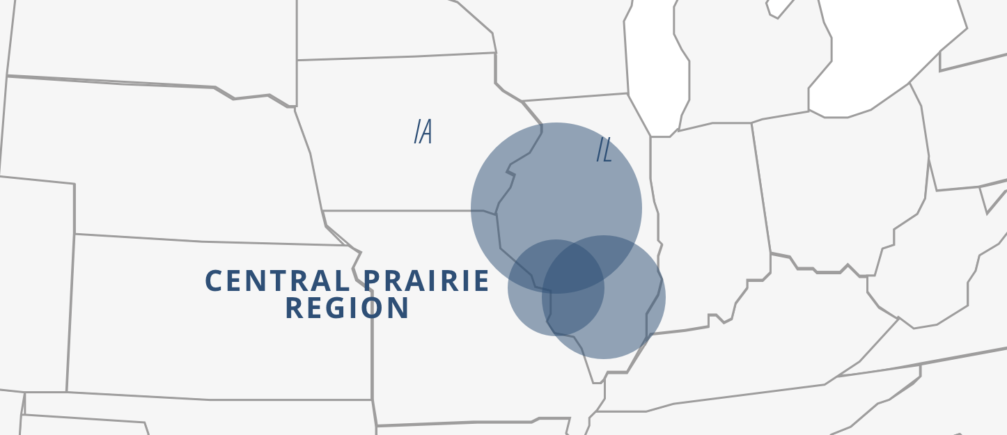 Central Prairie Region Edit